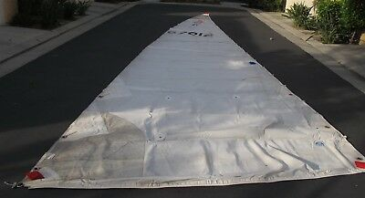 44' tall Sailboat / Yacht mainsail for Catalina 38 & others by North Sails nice