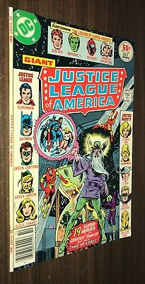 JUSTICE LEAGUE OF AMERICA #147 -- October 1977 -- VF/NM Or Better