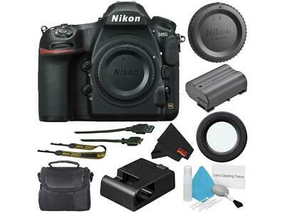 Nikon D850 Digital SLR Camera (Body Only) Professional Bundle