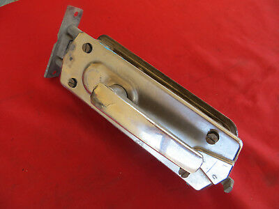 VINTAGE THEODORE BARGMAN BP-L-66-1 Camper Door Handle Lock Travel Trailer  1258