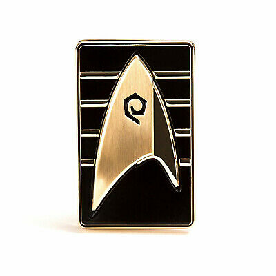 Star Trek: Discovery Starfleet Division Magnetic Clasp Badge