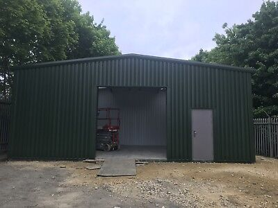 UK Manufacture Of Bespoke Steel Frame Buildings,Storage Units