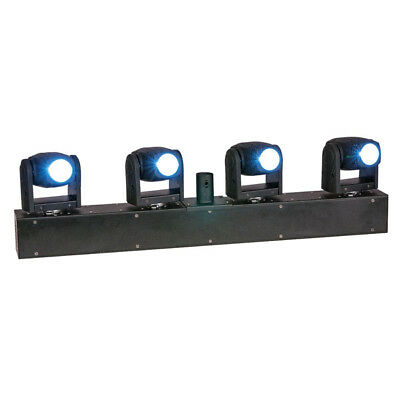 Showtec XS-4W Quad Beam 4x 10W White Moving Head Bar Licht Leiste gebraucht