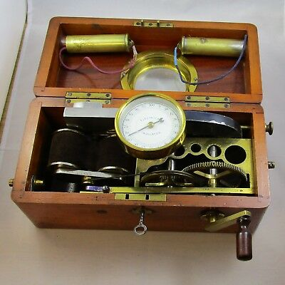 Quack Medical Device Vintage Electric Therapy Machine