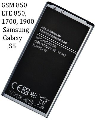 Bastex New 2800 mAh Replacement Battery for Samsung Galaxy S5 i9600