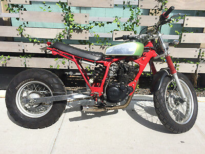 1989 Custom Built Motorcycles Other  YAMAHA TW200 1989 CUSTOM TRACKER