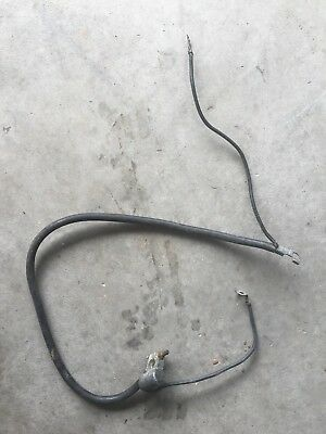 99-03 Ford F250 F350 F450 F550 Excursion OEM Negative Battery Cable Harness