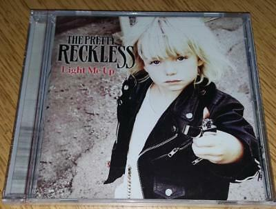 """THE PRETTY RECKLESS  """"Light Me Up""""  NEW   (CD, 2011)"""