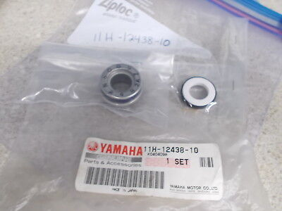 NOS OEM Yamaha Water Pump Mechanical Seal 2002-05 YFM660 YFM450 FZ6 11H-12438-10
