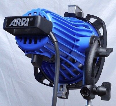 Arri Arrilite 750w Plus Open Face PAR Light w/ Chimera Video Pro XS Soft Box