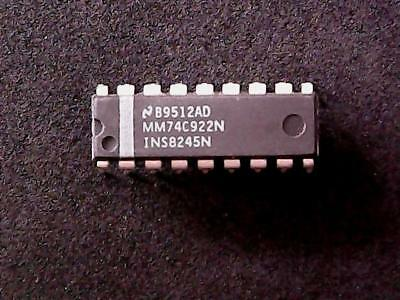 MM74C922N National Semiconductor Integrated Circuit (DIP-18)