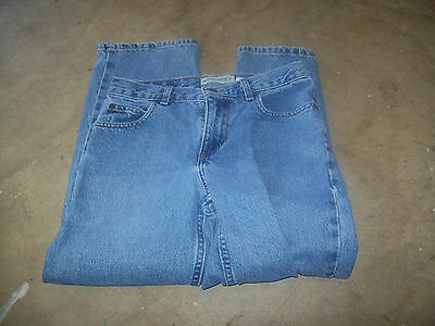 Boys Old Navy Number 7 Xtra Loose Denim Jeans Size 12 Pants #352