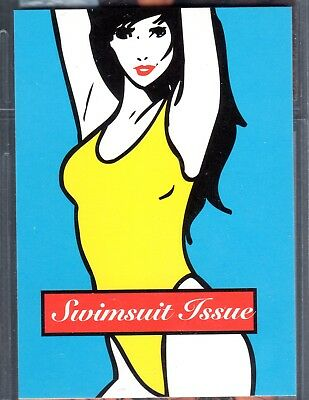 1993 Portfolio Swimsuit Issue  Complete Set Of 100 Cards Mint