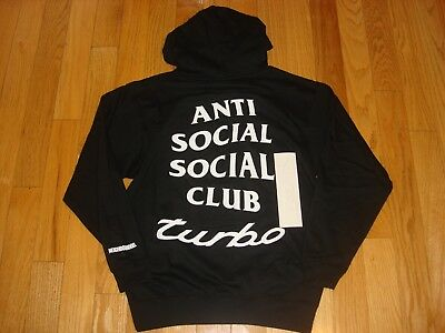 15/% OFF FREE SHIPPING AntiSocial Social Club Mind Games Hoody Size M L ASSC