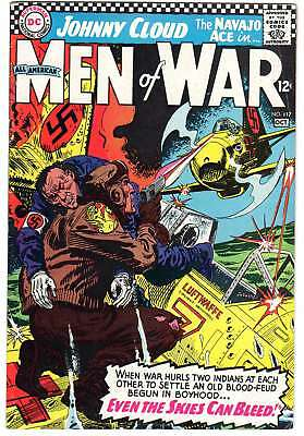 All American Men of War  # 117 Fine (6.0)  One Cent No Reserve