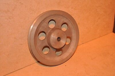 "Picador 7"" Dia X 1/2"" Bore Single A Pulley Fig1A Brand New"
