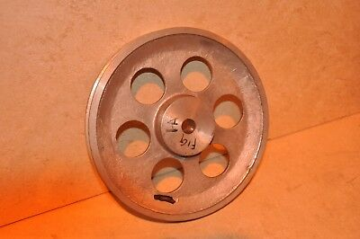 "Picador 8"" Dia X 5/8"" Bore Single A Pulley Fig1A Brand New"