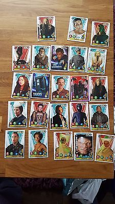 Doctor Who Alien Armies Trading Cards