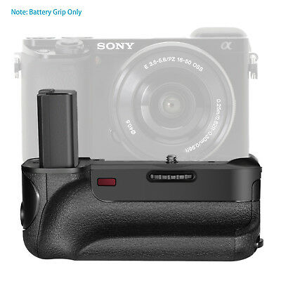 Neewer Vertical Battery Grip Holder Infrared Remote Control for Sony A6000 A6300