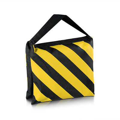 Neewer Black Yellow Heavy Duty Sand Bag Photo Studio Video Light Stand Sandbag