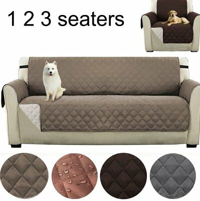 Sofa Protector Slip Throw Cover Dog Cat Pet Water Resistant Bed Settee Mat Quilt