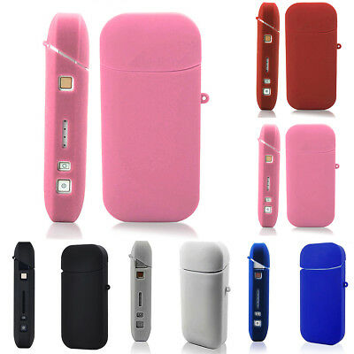 Shield Replacement Silicone Case Sleeve Wrap Protective Skin Cover for IQOS