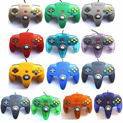 Official Original Nintendo 64 - N64 Genuine Controller Game Pads