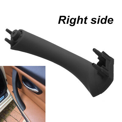 1x Right Side Inner Door Panel Handle Pull Trim Cover For BMW E90 3-Series Sedan