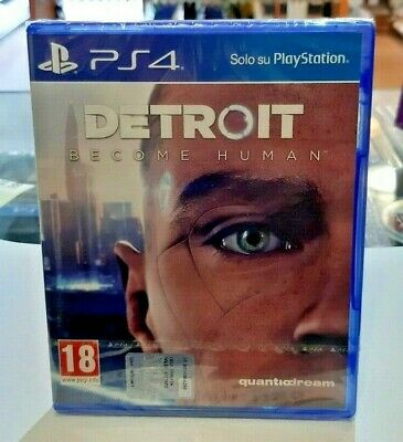 Detroit Become Human PS4 NUOVO ITA