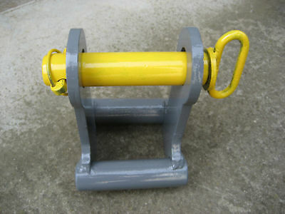 Excavator Attachment Sling Hitch