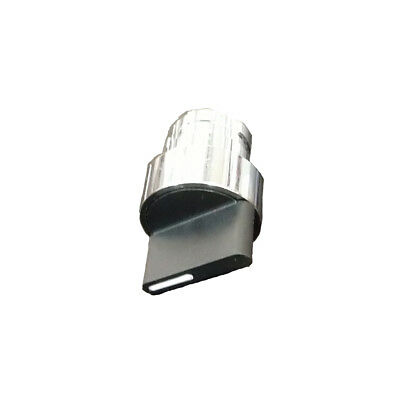 2 & 3 Position Key Switch Heads - No Key - Pack of 10