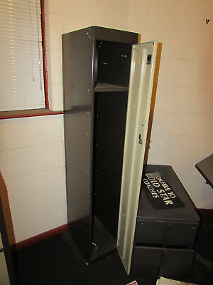 Steel Work School Factory Clothes Storage Personal Locker x2 available