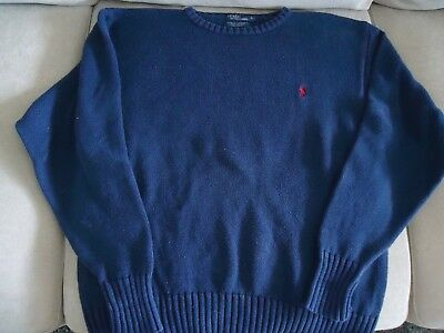 Ralph Lauren Polo Sweater Youth L