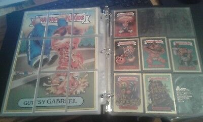2003 garbage pail kids stickers  cards