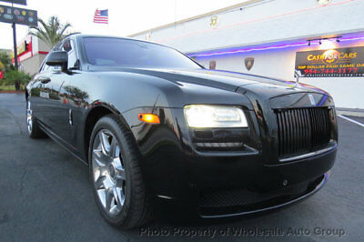 Rolls-Royce Ghost 4dr Sedan CARFAX CERTIFIED ! NATIONWIDE SHIPPING !! FULLY LOADED !!! CALL 954-744-1177