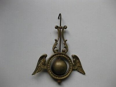 A cast brass Pendulum for a Mantle Clock ?