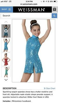 Weissmans Dance Costume MC