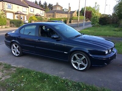 2007 Jaguar X-Type SE 2.0 Diesel *Low mileage NO RESERVE!!!