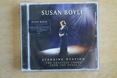 Susan Boyle – Standing Ovation: The Greatest Songs From The Stage  (C527)