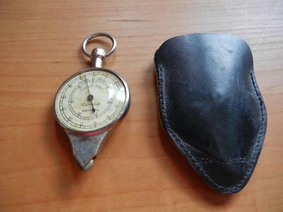 Vintage Cutiecut Germany Nautical Miles Opisometer Compass With Case
