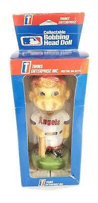 1988 Angels Baseball Bobblehead Twins Enterprise Nib