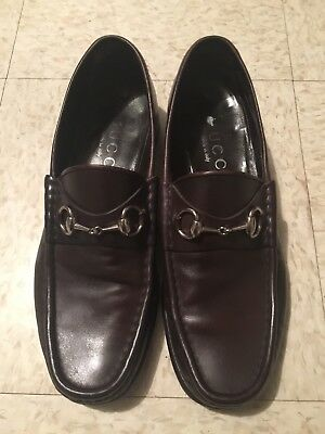 Gucci Loafers, Mint, Size 9M Brown. Originally $645