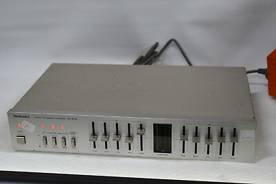 Technics SH-8015 Stereo Frequency Equalizer