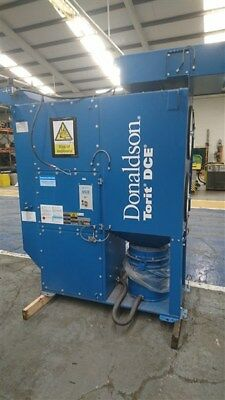 Donaldson Fume/Dust  extraction DF02-2