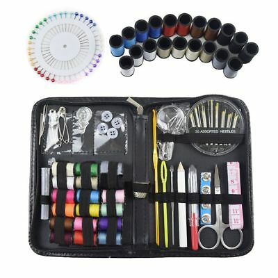 NEW 116Pcs Portable Sewing Kit Home Travel Emergency Professional Sewing Set