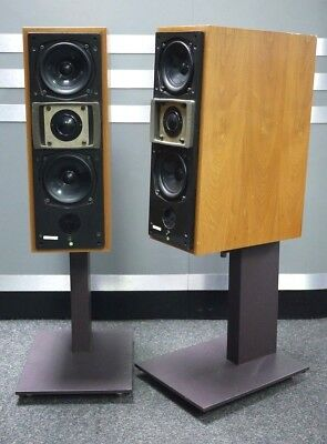 Meridian M2 Active Speakers with Stands - Preowned