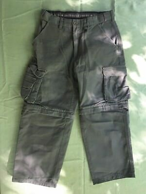 Boy Scouts Official Uniform Convertible Cargo Pants Size 12