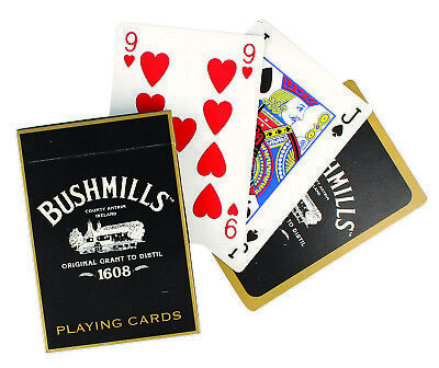 Bushmills Playing Cards