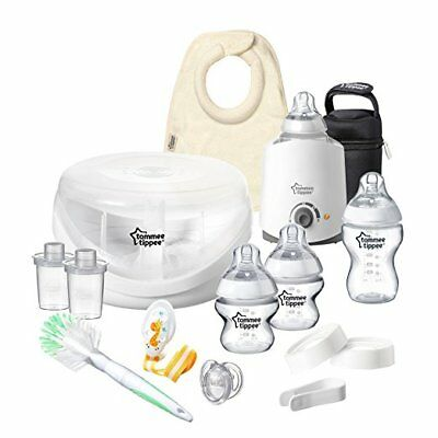 Tommee Tippee Closer to Nature Complete All In One Newborn Starter Kit