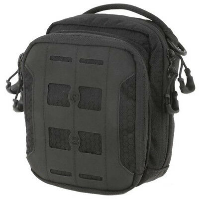 Maxpedition AUP Accordion Utility MOLLE Tactical Tool EDC Waist Belt Pouch Black